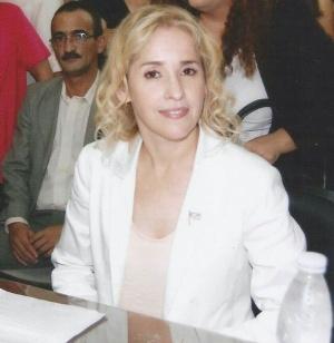 concejal Verónica Díaz, valle viejo