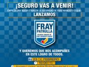 fray patrulla, guillermo ferreyra, intendente guillermo ferreyra, fray mamerto esquiu, municipalidad de FME