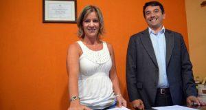 guillermo ferreyra, obras publicas fme, Natacha Solá Vigo, intendente guillerm ferreyra