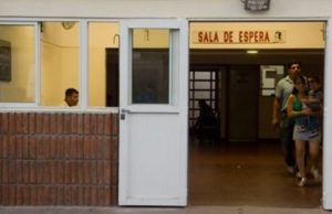 hospital san juan bautista, accidente