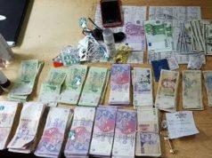 policia de catamarca, secuestro dinero, pedido de captura