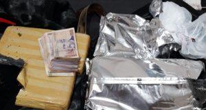 policia de catamarca, secuestro de droga, operativo antidroga