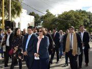 Lucía Corpacci, Guillermo Ferreyra, guillo Ferreyra, Homenaje a Esquiú