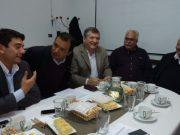 Guillermo Ferreyra, Juan Pablo Sanchez, Ramón Figueroa Castellano,