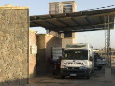 Mini hospital Carlos Bravo, zona sur de la ciudad Capital