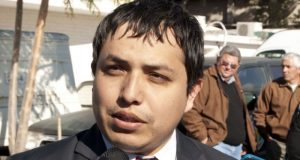 Sebastian Noblega, Intendente Sebastian Noblega