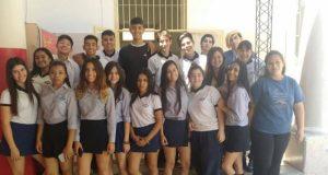 Estudiantes ENCJA, Estudiantes Feria Del Libro