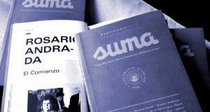 Hugo Diamante, Luis Franco, Revista SUMA, SUMA