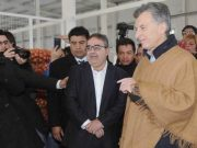 Raul Jalil, Mauricio Macri, Catamarca