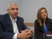 Roberto Gomez, Diputada Juana Fernandez, Agrupació Morada