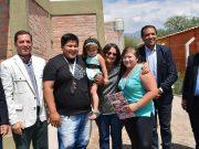 Fidel Saenz, Lucia Corpacii, Juan Pablo Sanchez