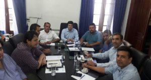 Gustavo Aguirre, Asuntos Municipales, Intendentes Catamarca