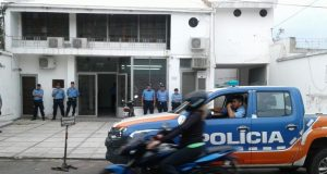 María Celeste Silva, Jorge Luis Burgos detenido