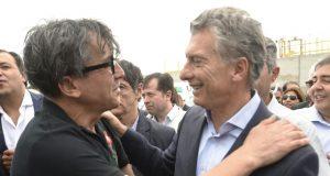 Macri-Diamante, Mauricio Macri, Hugo DiamanteMacri-Diamante, Mauricio Macri, Hugo Diamante