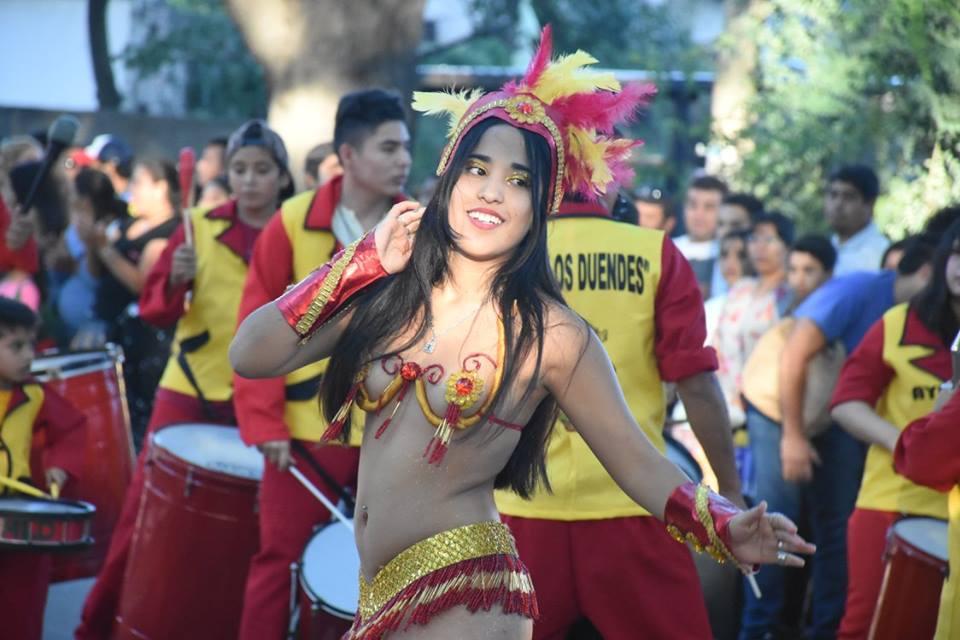Carnavales Valle Viejo 2018
