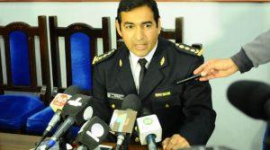 Jefe de Policia de Catamarca, Orlando Antonio Quevedo