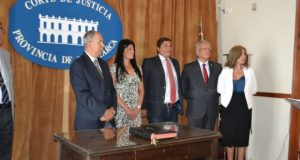 Concejo de la magistratura, diputados catamarca, Luis Saadi, Isauro Molina, Macarena Herrera