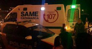 Policia de Catamarca. Policiales Catamarca