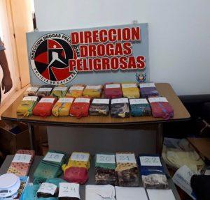 Drogas peligrosas Catamarca, Marihuana Catamarca, Policia de Catamarca
