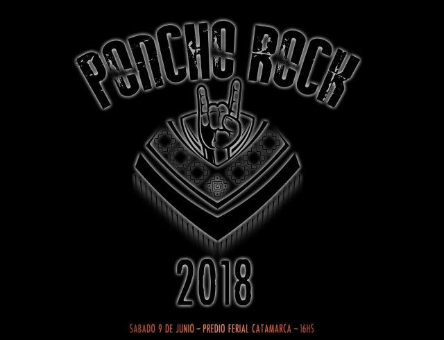 Poncho rock 2018