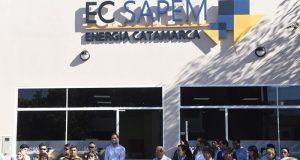Inaug ECSAPEM V Viejo, EC SAPEM