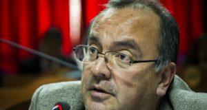 Jorge Moreno, Senador Jorge Moreno