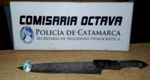 Policia de Catamarca , Amenazas, Detenidos