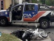 Policia de Catamarca, Choque movil policial