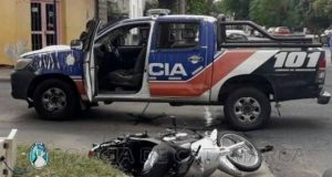 Policia de Catamarca, Choque movil policial