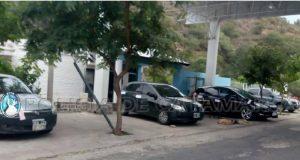 Policia de Catamarca - Vehiculos secuestrados