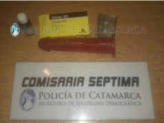 Policia de Catamarca - intento de secuestro