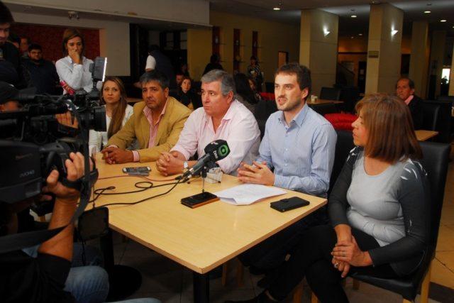 UCR Catamarca, Cambiemos Catamarca, Francisco Monti, Miguel Vazquez Sastre,