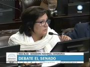 Senadora Nacional Ines Blas