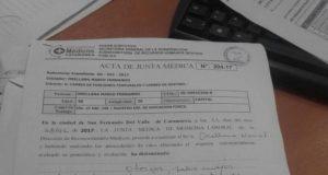 Mario Fernando Orellana, Escuela Miguel Cané, Miguel Cane, Reconocimiento medico Catamarca, Catamarca, Educacion Catamarca,