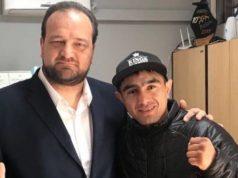 Jhonny Herrrera, Maxi Brumec, Maximiliano Brumec, Secretaria de Deportes Catamarca