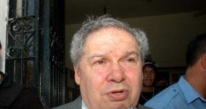 Jose Caceres, Corte de justicia de Catamarca