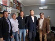 Juan Pablo Sanchez, Maxi Brumec, Maximiliano Brumec