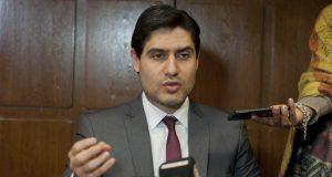Ministro de Haciendo, Ministro Sebastian Veliz