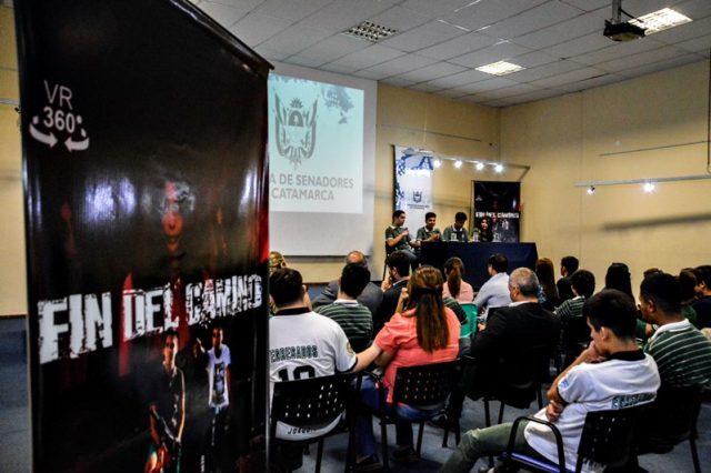 Cortometraje realidad virtual, Colegio Montessori, Gabriel Maruelli