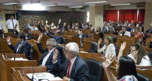 Diputados Catamarca, Semana de PASO