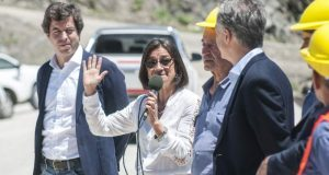 Lucia Corpacci, Mauricio Mcri, Macri-Corpacci