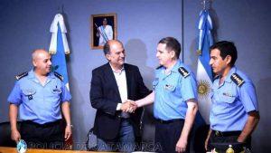 Marcos Denett, Subjefe de policia Carlos Kunz