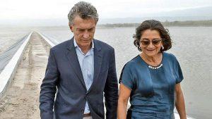Mauricio Macri, Lucia Corpacci
