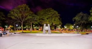 Plaza Virgen del Valle
