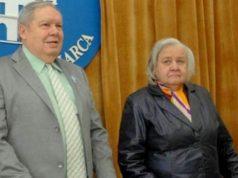 Cáseres y Leiva, Corte de Catamarca