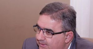 Raul Jalil, Intendente Raul Jalil