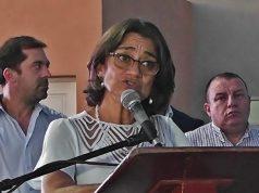 Lucia Corpacci, Entrega de viviendas
