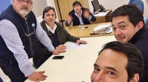 PRO Catamarca, Carlos Molina, Carlos Martinez, Fernando Capdevila