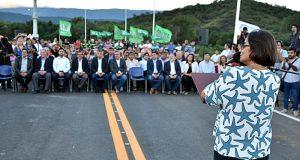 Lucia Corpacci, Dra Lucia Corpacci, Quebrada de Moreira